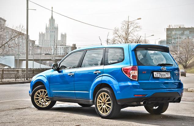 Длительный тест Subaru Forester tS: итоги и стоимость владения. Фото 1