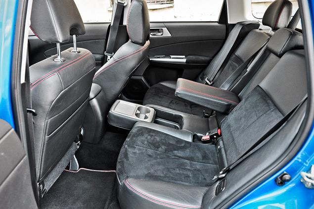 Длительный тест Subaru Forester tS: итоги и стоимость владения. Фото 2