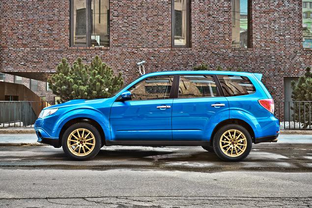 Длительный тест Subaru Forester tS: итоги и стоимость владения. Фото 3