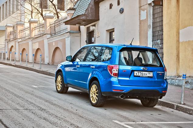 Длительный тест Subaru Forester tS: итоги и стоимость владения. Фото 10