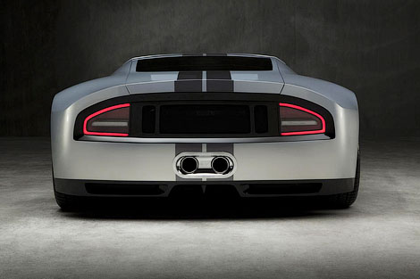 """Ателье GAS оснастило собственный суперкар 5,4-литровой твин-турбо """"восьмеркой"""". Фото 2"""