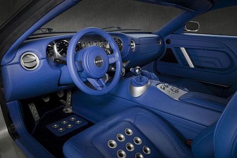"""Ателье GAS оснастило собственный суперкар 5,4-литровой твин-турбо """"восьмеркой"""". Фото 4"""
