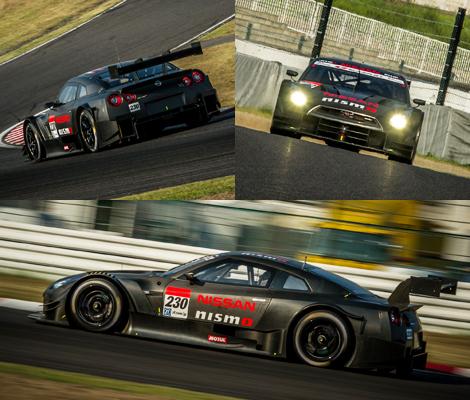 Nissan GT-R подготовили для класса GT500 серии Super GT