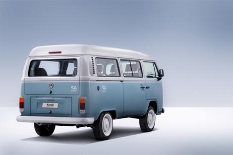 Модель Volkswagen Kombi прекратят собирать в конце года