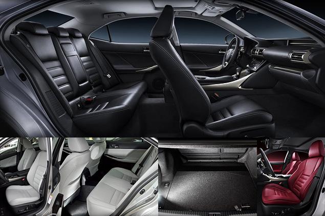 Почему новый Lexus IS не сможет переманить покупателей у немецких конкурентов. Фото 1