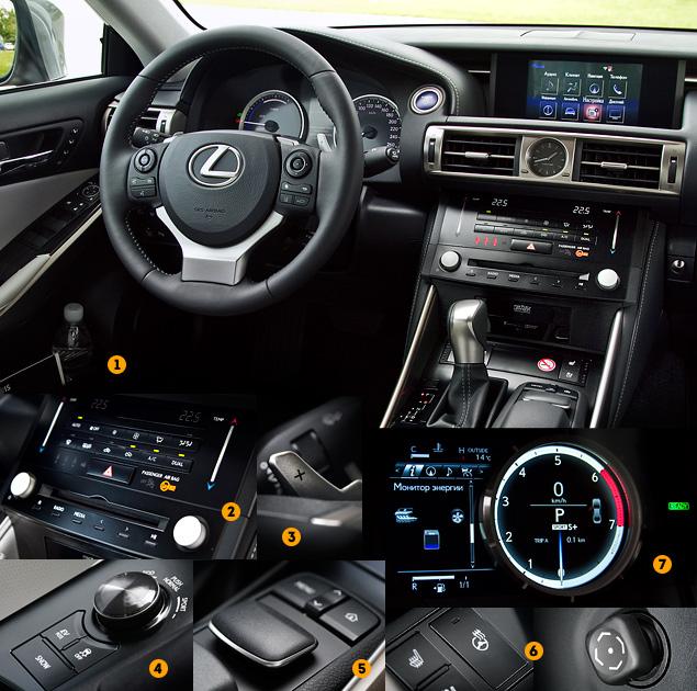 Почему новый Lexus IS не сможет переманить покупателей у немецких конкурентов. Фото 3