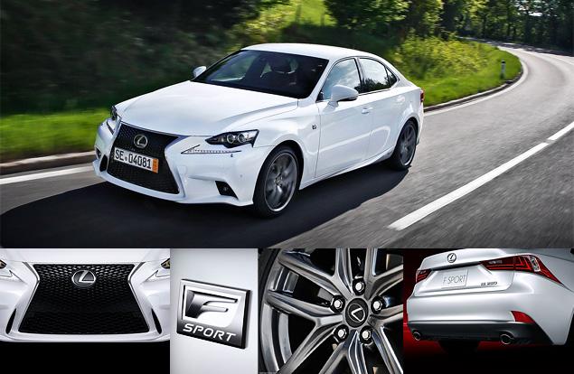 Почему новый Lexus IS не сможет переманить покупателей у немецких конкурентов. Фото 5