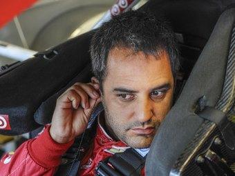 Хуан-Пабло Монтоя начал переговоры с чемпионской командой INDYCAR