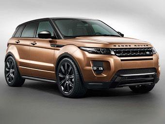 "Range Rover Evoque получил 9-ступенчатый ""автомат"""