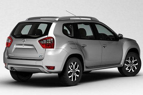 Новый Terrano стал перелицованной версией Renault Duster