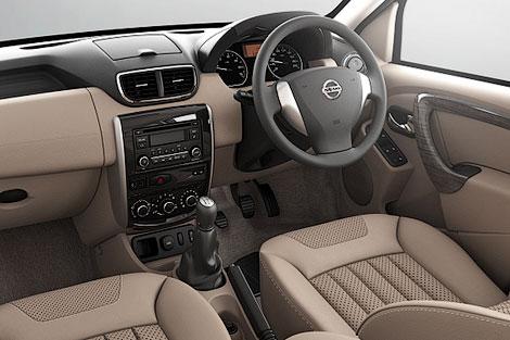 Новый Terrano стал перелицованной версией Renault Duster. Фото 1