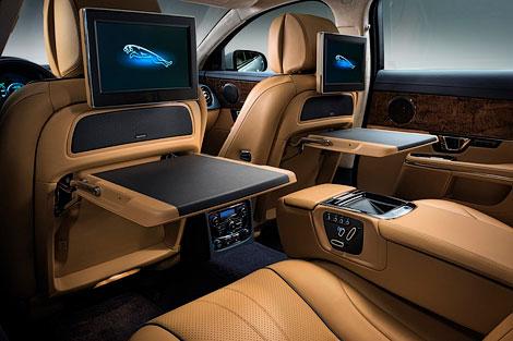 Седан Jaguar XJ обновился. Фото 1