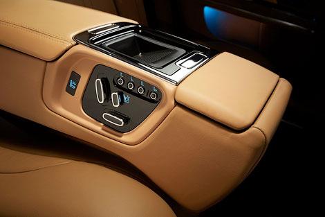 Седан Jaguar XJ обновился. Фото 4