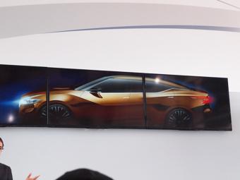 Nissan показал неизвестный концепт-кар