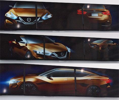 Прототип может оказаться предвестником Maxima нового поколения
