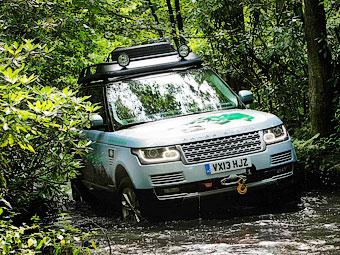 Внедорожники Range Rover стали гибридами