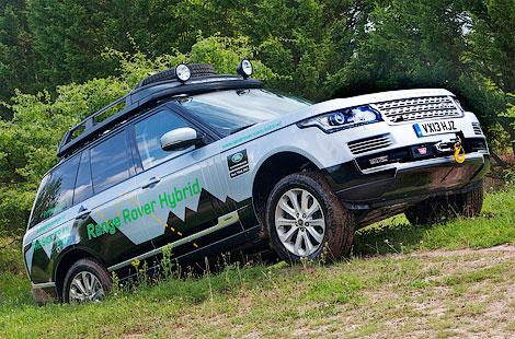 Range Rover и Range Rover Sport получили 340-сильную гибридную силовую установку. Фото 1