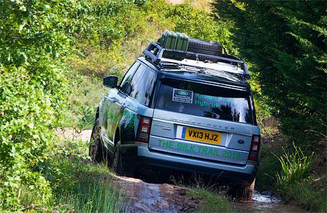 Range Rover и Range Rover Sport получили 340-сильную гибридную силовую установку. Фото 2