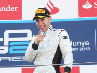 Чемпион 3,5-литровой Формулы-Renault вернулся в GP2