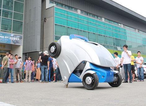 Ученые разработали машину, способную уменьшить свою длину наполовину. Фото 1