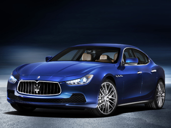 Стали известны российские цены на самый маленький седан Maserati