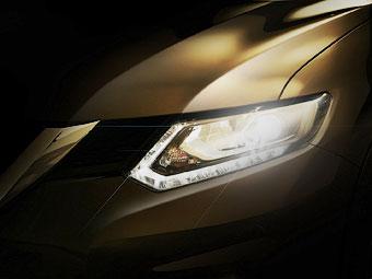 Nissan показал первое изображение нового Qashqai