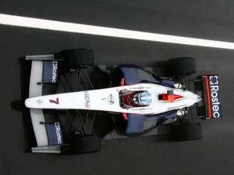 В Sauber подтвердили контракт с Сироткиным