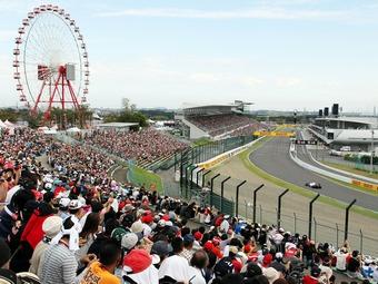 Формула-1 будет приезжать в Японию до 2018 года