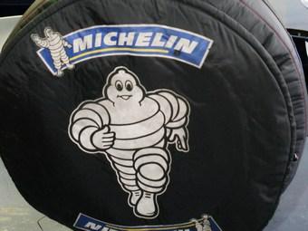 Michelin предложила Формуле-1 слики для мокрой трассы