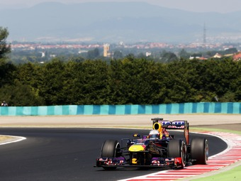 Себастьян Феттель выиграл Гран-при Бельгии