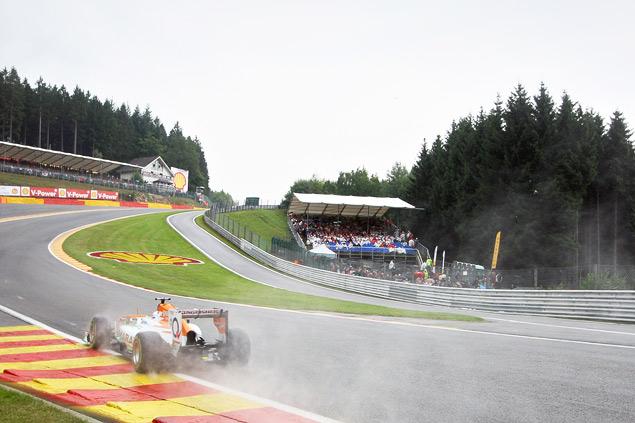 Себастьян Феттель завоевал пятую победу в сезоне Формулы-1. Фото 1