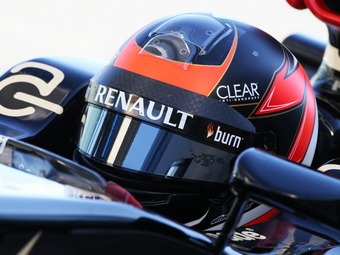 Сход Райкконена в Гран-при Бельгии был вызван пленкой от визора