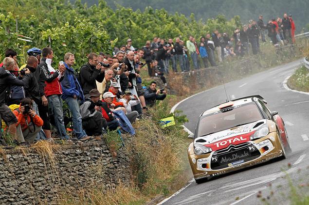 Обзор девятого этапа WRC: Ралли Германии
