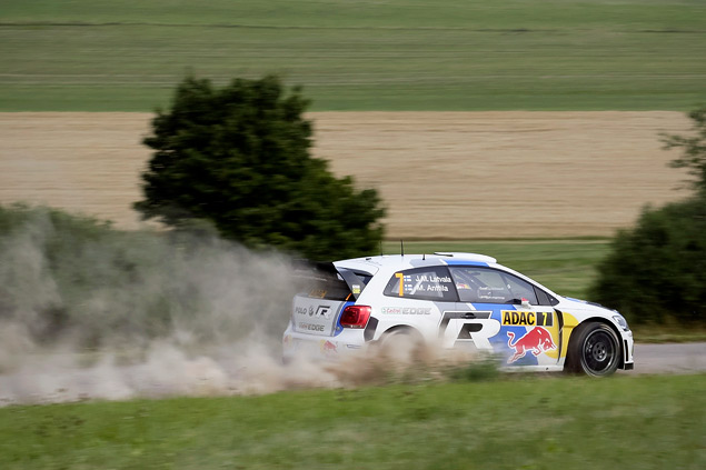 Обзор девятого этапа WRC: Ралли Германии. Фото 3
