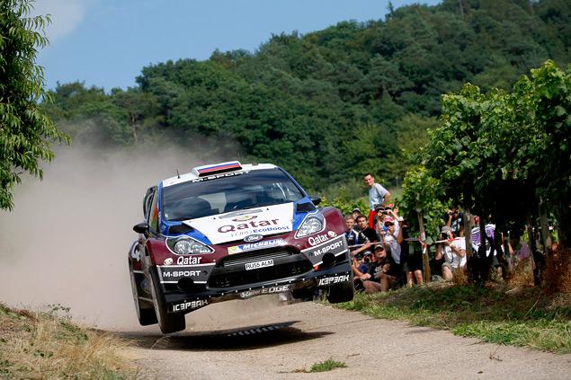 Обзор девятого этапа WRC: Ралли Германии. Фото 6