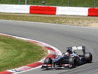 Контракт с Sauber обойдется спонсорам Сироткина в 22 миллиона евро
