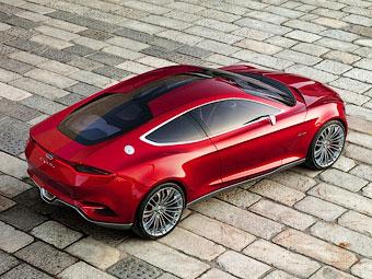 """Ford подготовил к премьере """"выдающиеся технологии"""""""