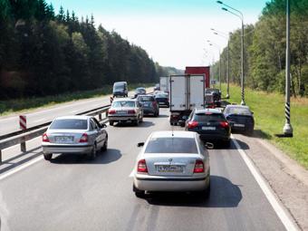 Дорожные камеры Подмосковья научат определять среднюю скорость