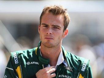 Ван дер Гарде попробуют устроить в Sauber или Williams