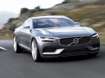 Компания Volvo показала дизайн будущих моделей