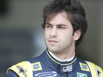Претендентом на место в Toro Rosso стал бразилец Фелипе Наср