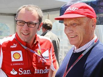 Глава Mercedes AMG посоветовал Ferrari нанять Райкконена