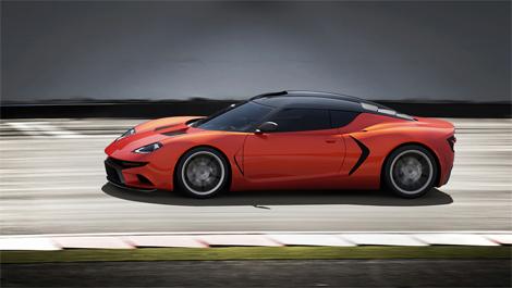 Компания Bulleta Motors представила вдохновленную истребителем модель. Фото 1