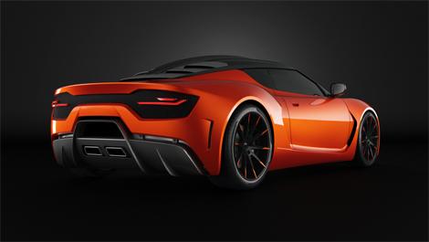 Компания Bulleta Motors представила вдохновленную истребителем модель. Фото 3