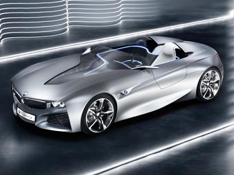 """""""Тойота"""" поможет BMW разработать родстер Z5"""