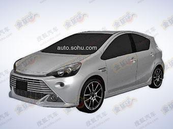 Toyota сделает новый хэтчбек Aygo агрессивным
