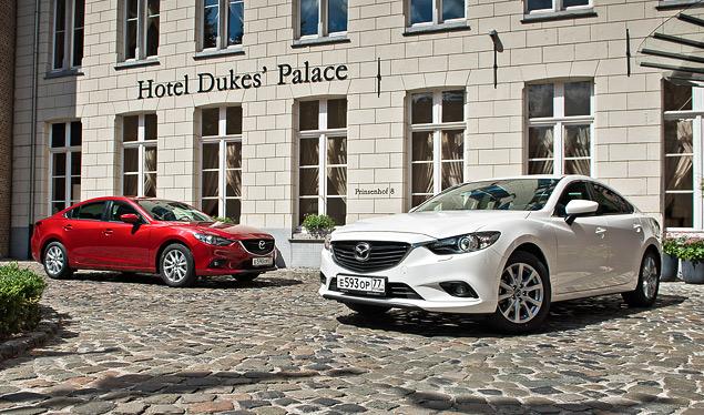 Есть ли смысл в «топовой» Mazda6 с мотором 2.5?