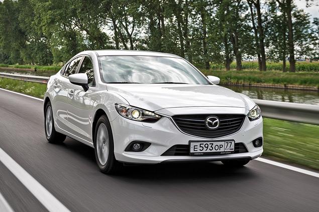 Есть ли смысл в «топовой» Mazda6 с мотором 2.5?. Фото 2