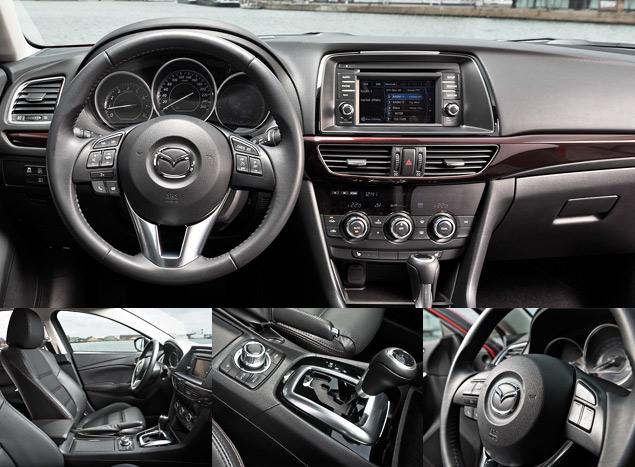 Есть ли смысл в «топовой» Mazda6 с мотором 2.5?. Фото 3