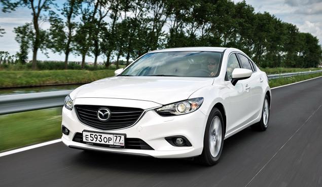 Есть ли смысл в «топовой» Mazda6 с мотором 2.5?. Фото 5